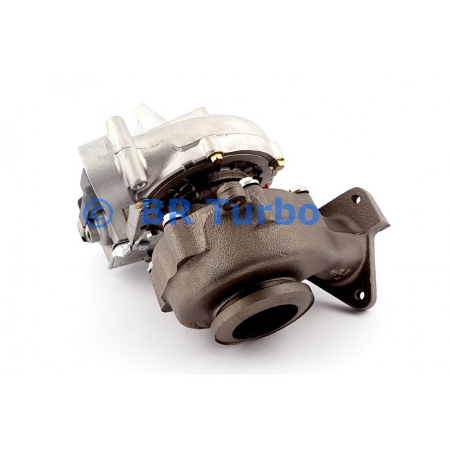 Taastatud turbokompressor MERCEDES PKW G Class 4.0 400 CDI (W463)
