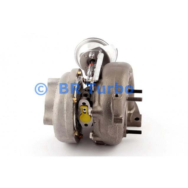 Taastatud turbokompressor NISSAN Terrano II 3.0 Di