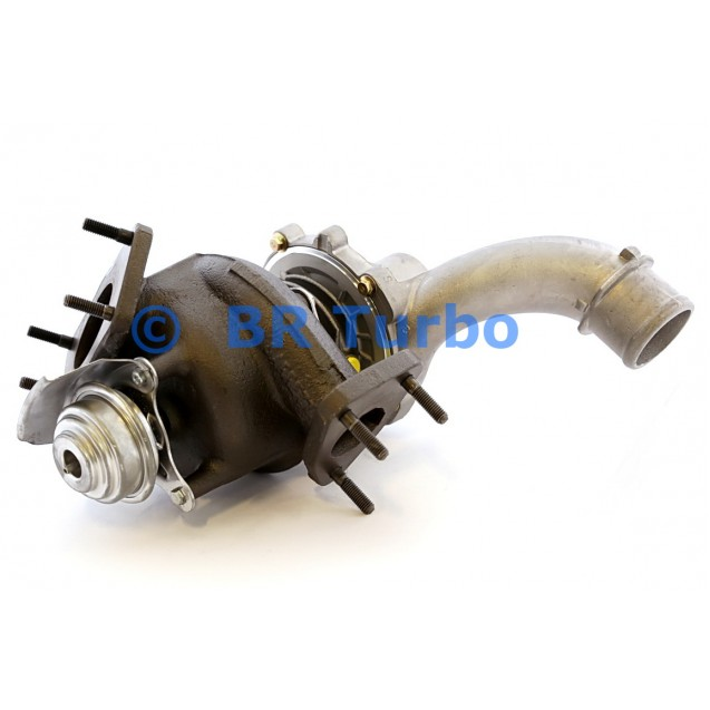 Taastatud turbokompressor RENAULT Espace 2.2 D