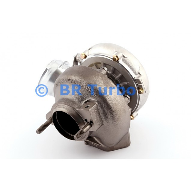 Taastatud turbokompressor BMW 740 D 3.9 D (E65)