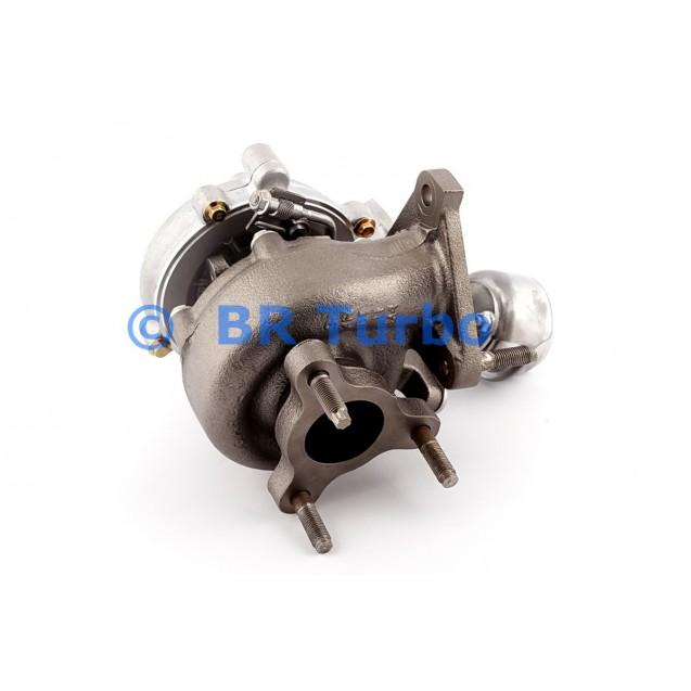 Taastatud turbokompressor GARRETT | 725864-5001RS
