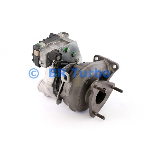 Taastatud turbokompressor GARRETT   726423-5001RS