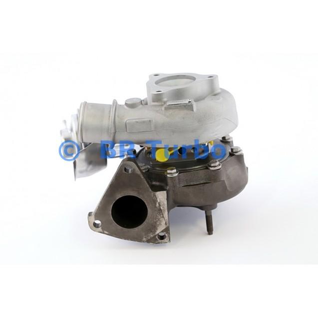 Taastatud turbokompressor NISSAN Terrano 3.0 D II Van