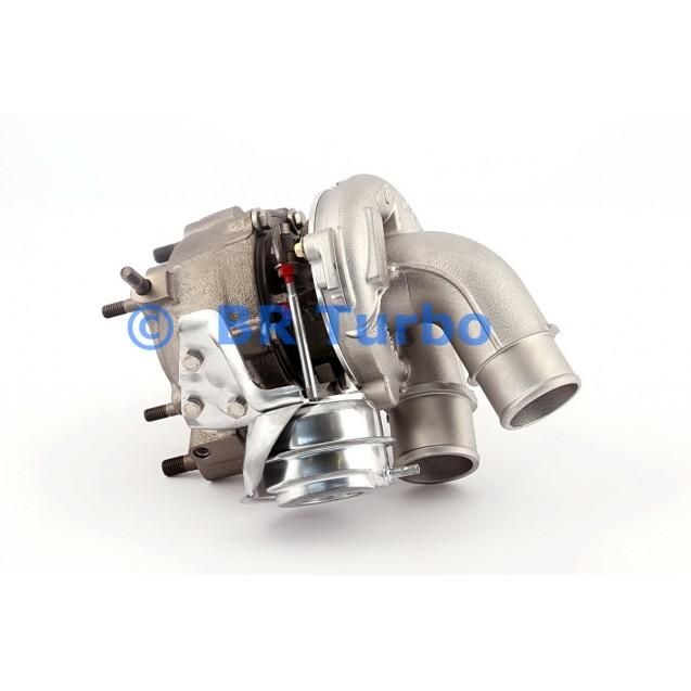 Taastatud turbokompressor TOYOTA Corolla 2.2 D-4D