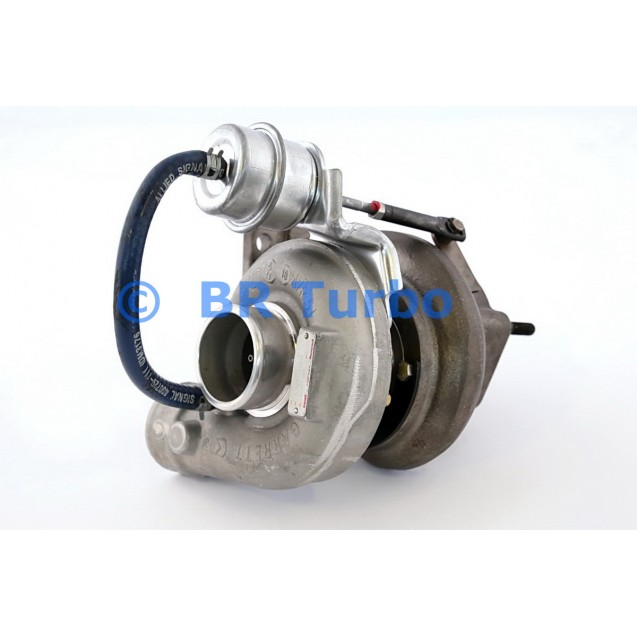 Taastatud turbokompressor GARRETT | 727264-5001RS
