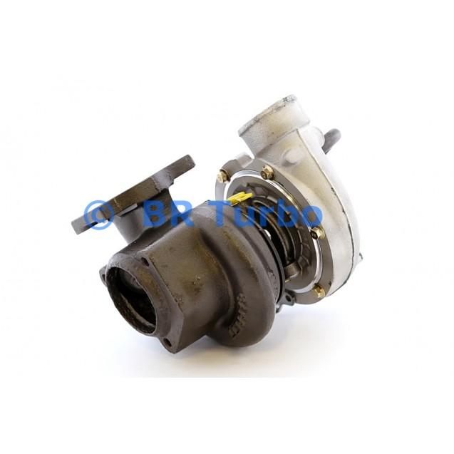 Taastatud turbokompressor GARRETT | 727264-5002RS