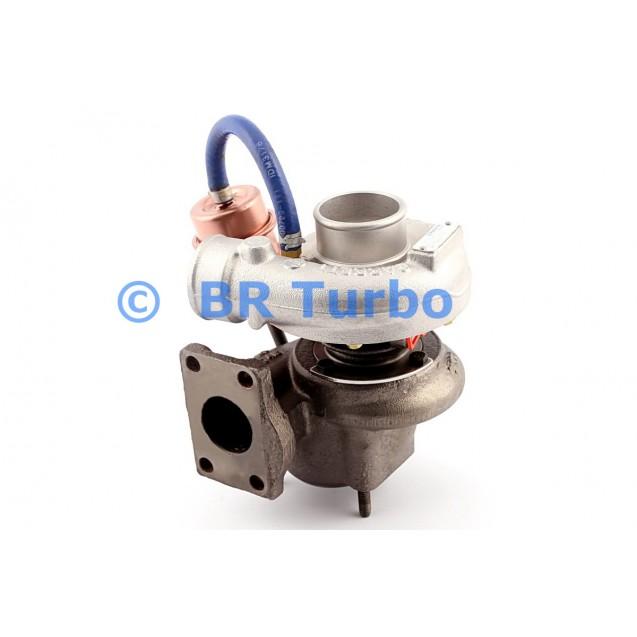 Taastatud turbokompressor JCB 3CX 4.0 D