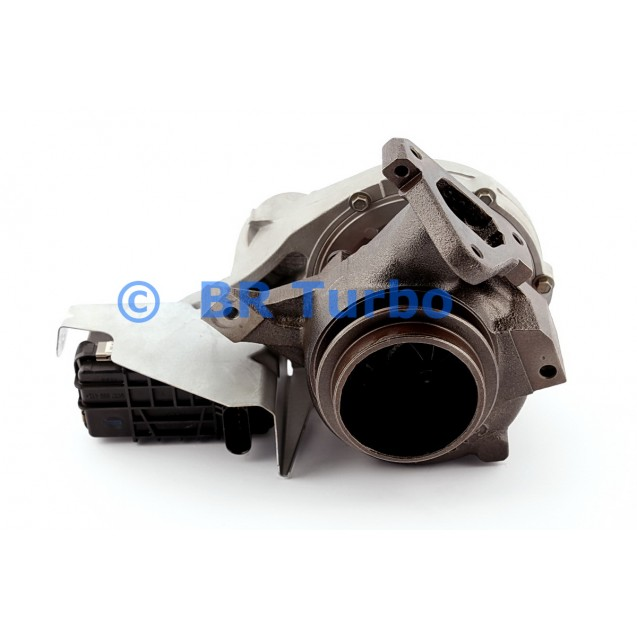 Taastatud turbokompressor MERCEDES PKW E Class 2.2 220 CDI (W211)