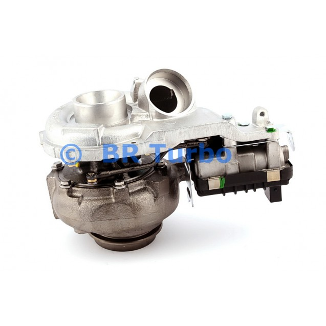 Taastatud turbokompressor GARRETT | 727463-5001RS