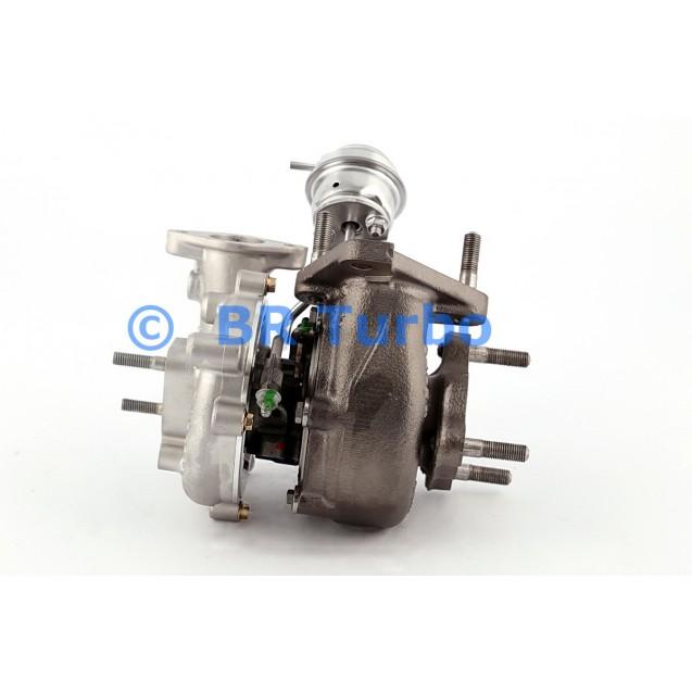 Taastatud turbokompressor GARRETT | 727477-5001RS