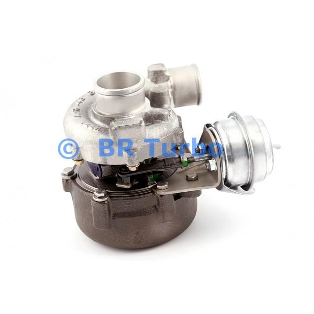 Taastatud turbokompressor HYUNDAI Santa Fe 2.0 CRDi