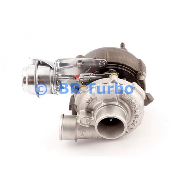 Taastatud turbokompressor HYUNDAI Matrix 1.5 CRDi