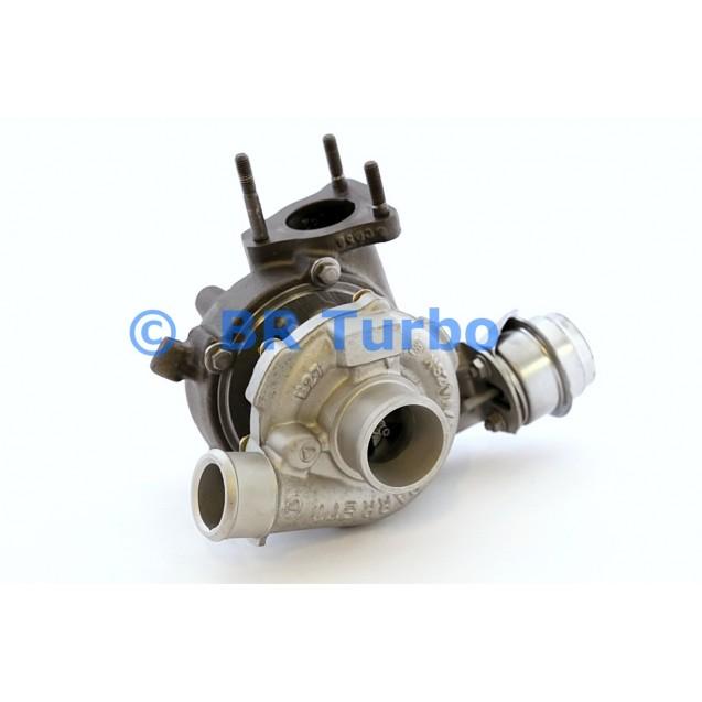 Taastatud turbokompressor HYUNDAI Accent 1.5 CRDi
