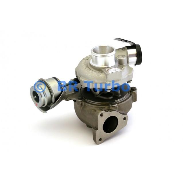 Uus turbokompressor HYUNDAI Getz 1.5 CRDi