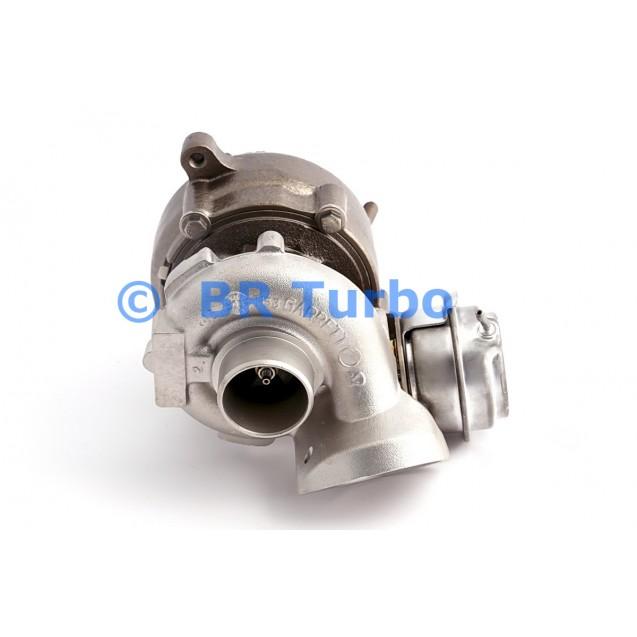 Taastatud turbokompressor BMW 318 D 2.0 D (E46)