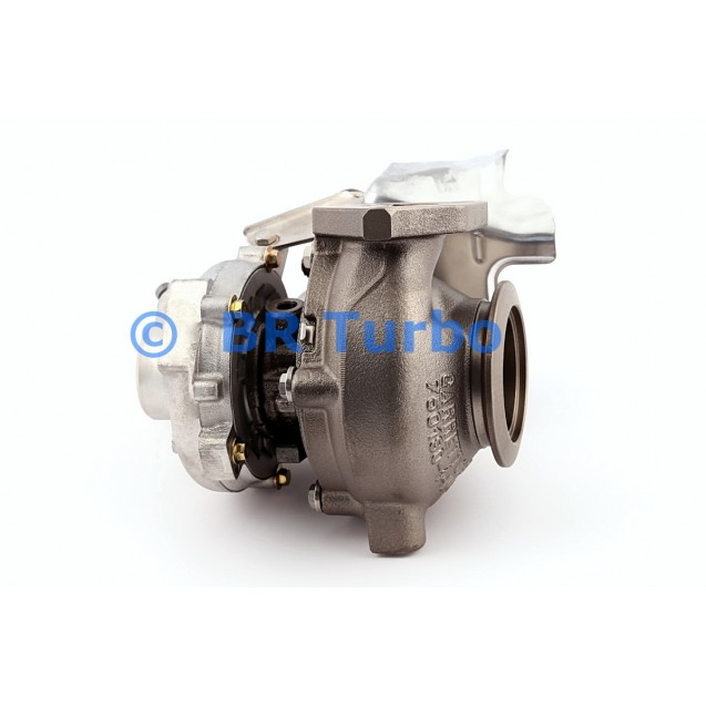 Taastatud turbokompressor BMW 118 D 2.0 D (E18)
