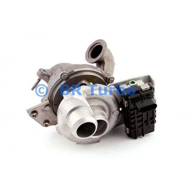 Taastatud turbokompressor GARRETT   742110-5001RS