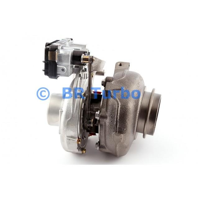 Taastatud turbokompressor MERCEDES PKW E Class 3.2 320 CDI (W211)