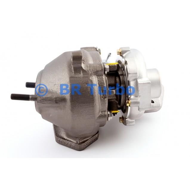 Taastatud turbokompressor BMW 320 D 2.0 D (E46)