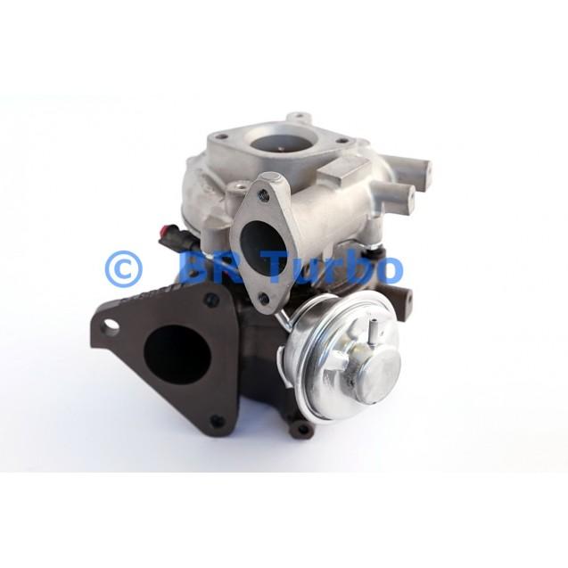 Taastatud turbokompressor GARRETT | 750441-5001RS