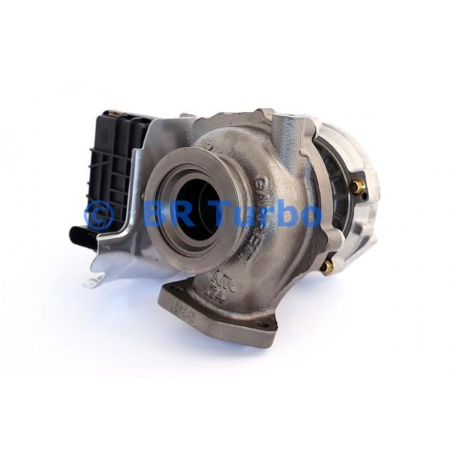 Taastatud turbokompressor GARRETT | 750952-5001RS