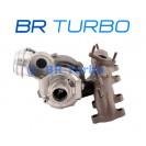 Taastatud turbokompressor ŠKODA Fabia 1.9 TDI