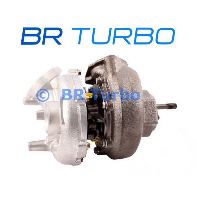 Taastatud turbokompressor GARRETT | 753392-5001RS
