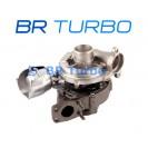 Taastatud turbokompressor CITROEN C 2 1.6 HDi FAP