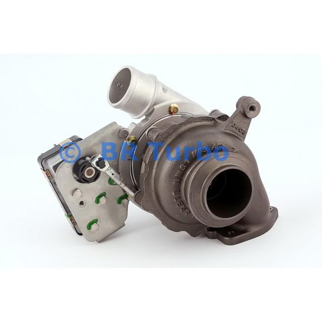 Taastatud turbokompressor GARRETT | 753546-5001RS