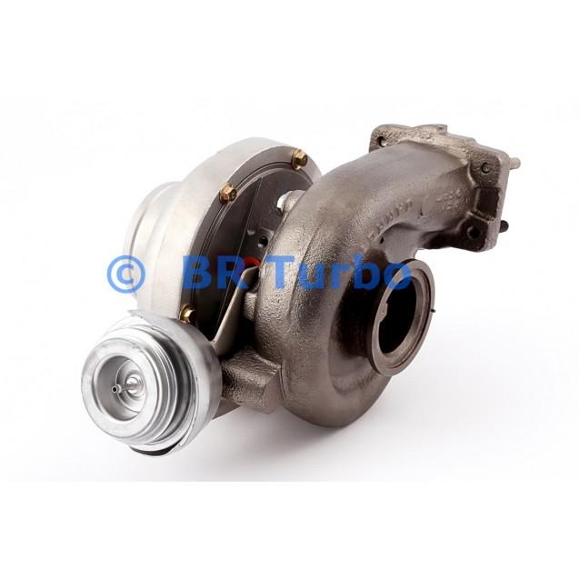 Taastatud turbokompressor GARRETT | 753959-5001RS
