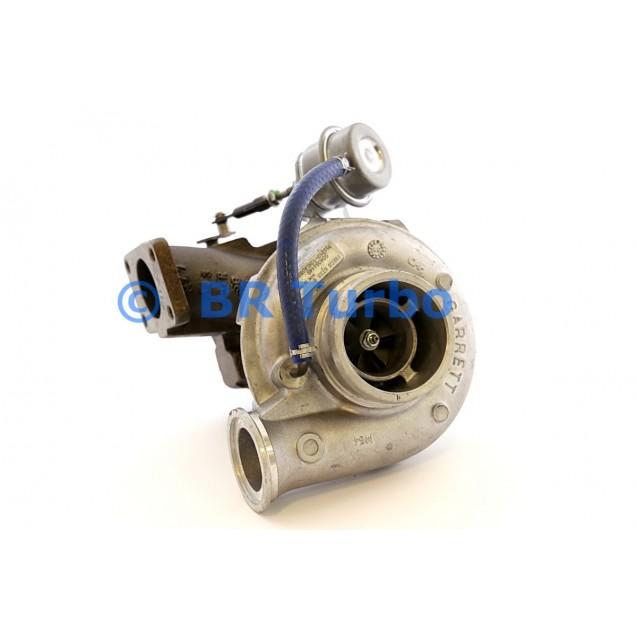 Taastatud turbokompressor GARRETT | 755310-5001RS
