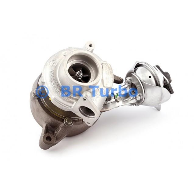 Taastatud turbokompressor GARRETT | 756047-5001RS
