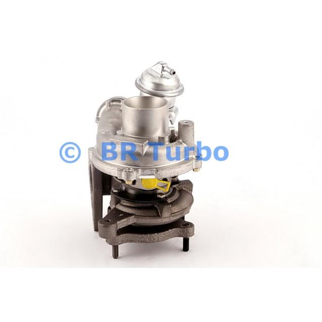Taastatud turbokompressor RENAULT Master II 2.5 Dci