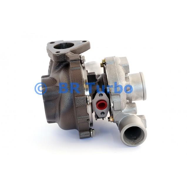 Taastatud turbokompressor KIA Carens III 2.0 CRDi