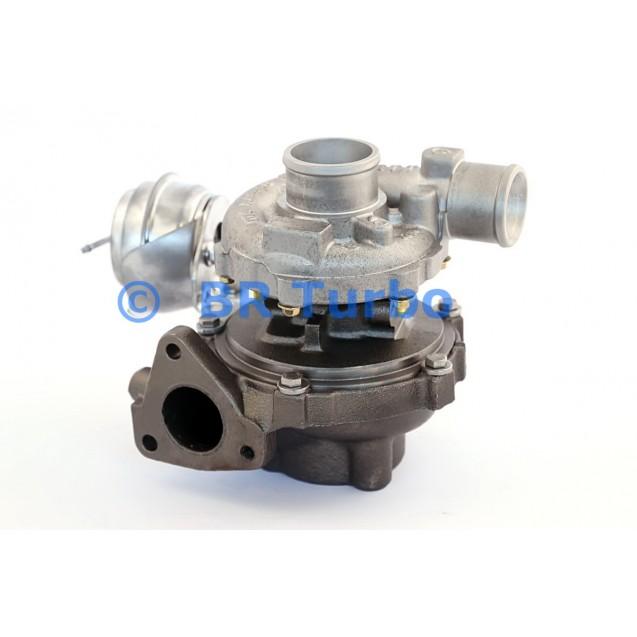Taastatud turbokompressor GARRETT | 757886-5005RS