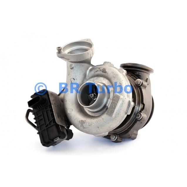 Taastatud turbokompressor BMW 330 XD 3.0 D (E90/E91/E92)