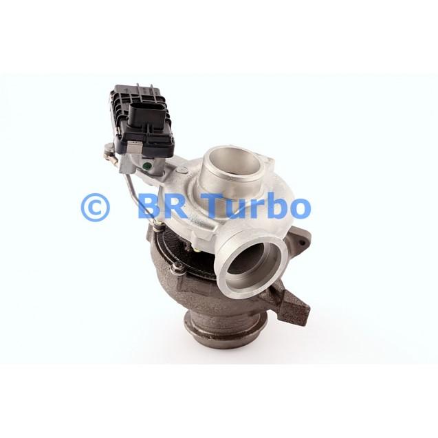 Taastatud turbokompressor DODGE Sprinter 2.2 II 215CDI/315CDI/415CDI/515CDI