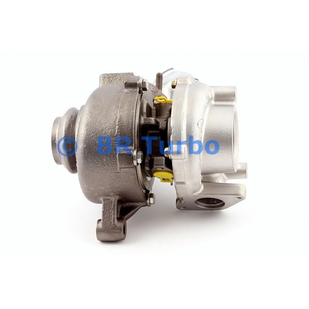 Taastatud turbokompressor NISSAN C 8 2.0 HDi
