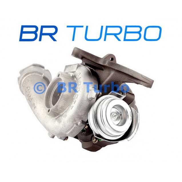 Taastatud turbokompressor GARRETT | 760699-5001RS