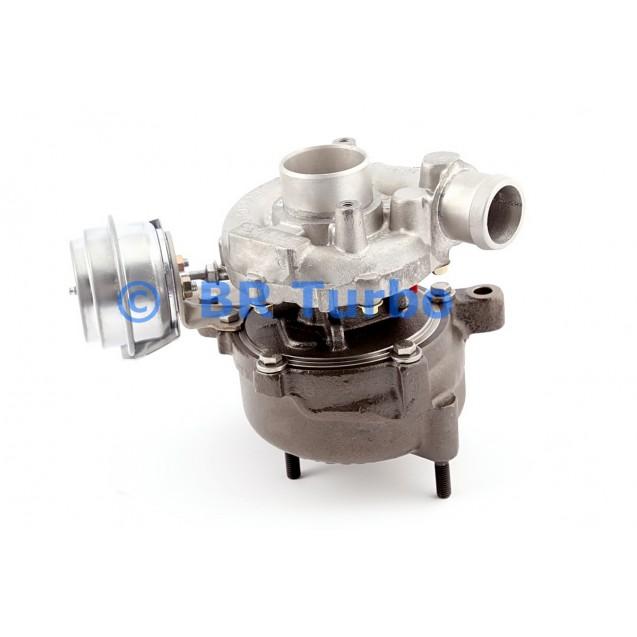 Taastatud turbokompressor AUDI A4 1.9 TDI (B7)
