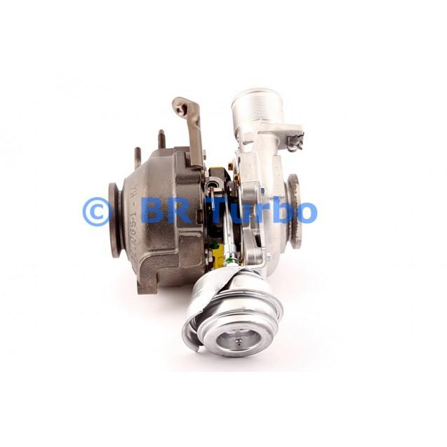 Taastatud turbokompressor GARRETT | 761618-5001RS