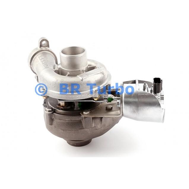 Taastatud turbokompressor CITROEN C 4 Aircross 1.6 HDi