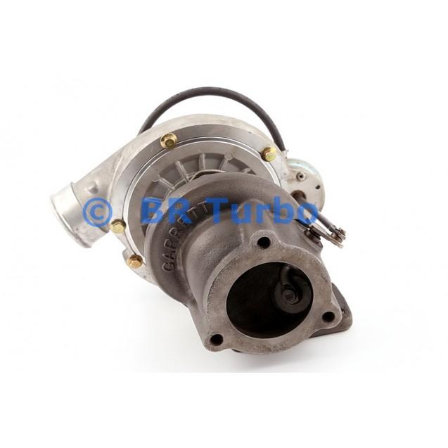 Taastatud turbokompressor MITSUBISHI Construction 4.4 D