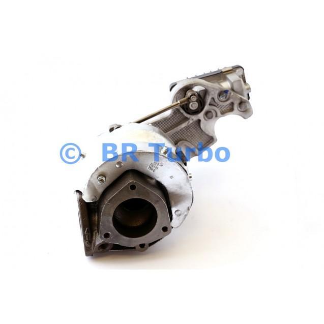 Taastatud turbokompressor AUDI Q7 4.2 TDI