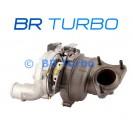 Taastatud turbokompressor FORD Focus II 1.8 TDCi
