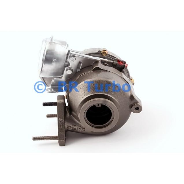 Taastatud turbokompressor GARRETT   763980-5001RS