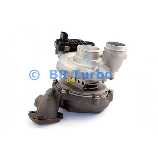 Taastatud turbokompressor GARRETT   764809-5001RS