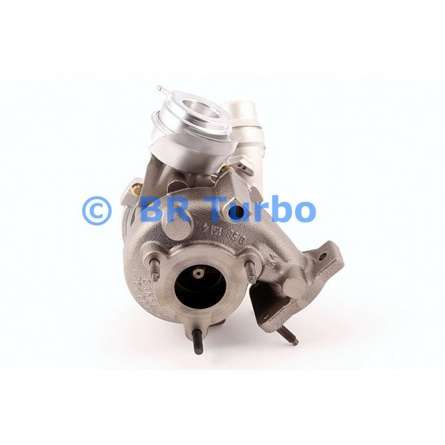 Taastatud turbokompressor RENAULT Laguna III 2.0 Dci