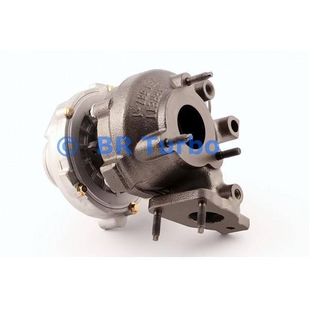 Taastatud turbokompressor GARRETT | 765016-5001RS