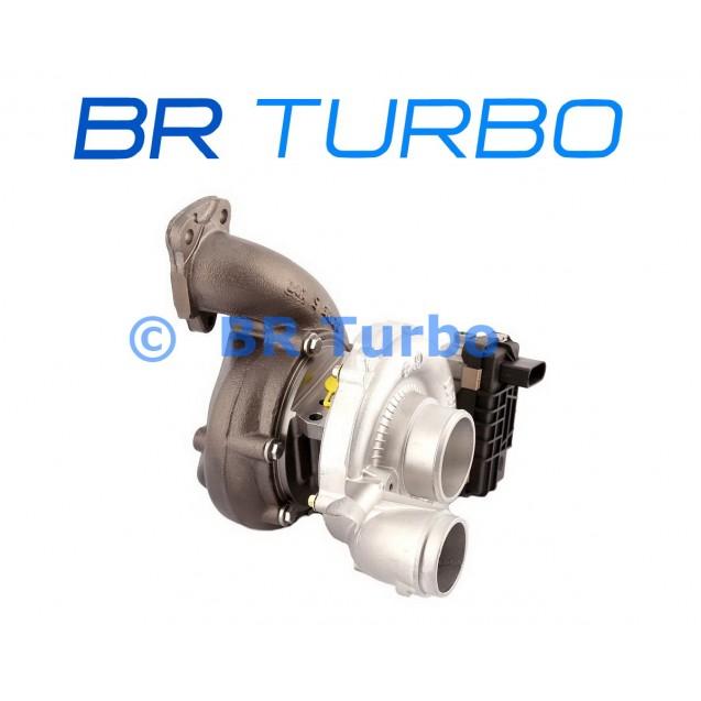 Taastatud turbokompressor MERCEDES PKW Vito 3.0 120 CDI (W639)
